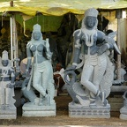 Magasin de sculptures - Mamallapuram